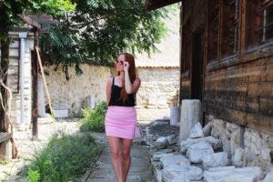 Nessebar bulgarian ancient city